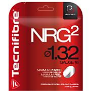 NRG2 16 Racquet String - Natural