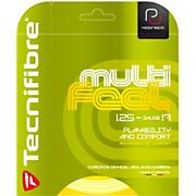 Multifeel 17 Racquet String - Natural