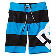 Boys' Lanai Boardshort - Blue Patterned