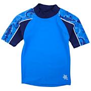 Boys' Short Sleeve Breaker Shirt - Blue