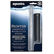 Aquamira® Frontier™ Emergency Water Filter