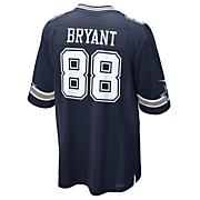 Men's Cowboys Bryant # 88 Game Replica Jersey - Navy / Dark Blue