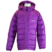 Girls' Down Jacket - Purple