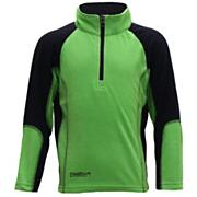 Boys' Mason Micro 1/2 Zip - Light Green /  Lime
