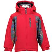 Boys' Logan Jacket - Red