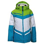 Girls' Triad Jacket - Green