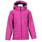 Girls' Snuggly Jacket - Pink