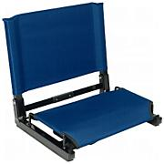 Stadium Chair - Navy Blue