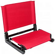 Stadium Chair - Red