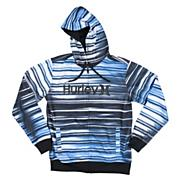 Men's Multi Zip Hoody - Blue