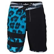 Men's Phantom 60 Block Party Solid Boardshort - Fluorescent Blue