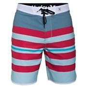 Men's Phantom 60 Block Party Warp Boardshort - Light Blue /  Powder Blue