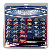 MLB Micro Pack Batting Helmet Standings Board