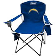 Chargers Cooler Quad Chair