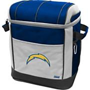Chargers 50-Can Wheeled Soft Cooler