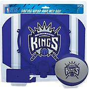 Sacramento Kings Slam Dunk Softee Hoop & Net Set