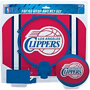 Clippers Slam Dunk Softee Hoop & Net Set