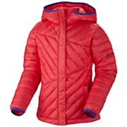Girls' Powder Lite Puffer Jacket - Pink