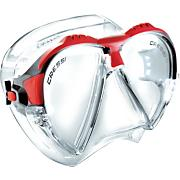 Matrix Mask - Red