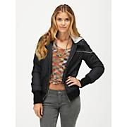 Women's Briarwood Nylon Jacket - Black