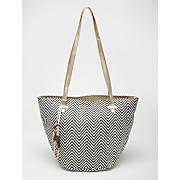 Women's Out to Sea 2 Straw Tote