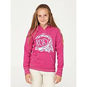 Girls' Cosmic PO Hoody - Pink