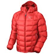 Men's Hooded Phantom Jacket - Red