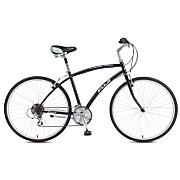 Crosstown 3.0 Hybrid Bike - Black