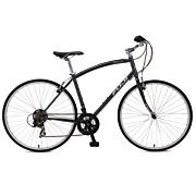 Absolute 5.0 Hybrid Bike - Silver
