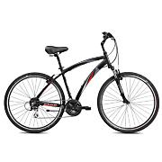 Crosstown 1.1 Hybrid Bike - Black