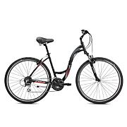 Women's Crosstown 1.1 Hybrid Bike - Black