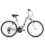 Women's Crosstown 26 1.3 Comfort Bike - Silver