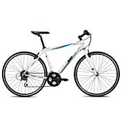 Monterey 24 Performance Hybrid Bike - White