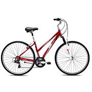 Women's Palisade 21 Sport Comfort Bike - Red