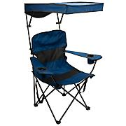 Quik Shade 2.5 Mesh Canopy Chair - Blue / Black