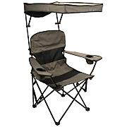 Quik Shade 2.5 Mesh Canopy Chair - Khaki / Black