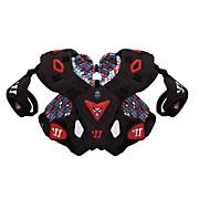 Nation 11 Hitman Lacrosse Shoulder Pads - Black