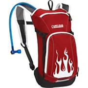 Mini Mule 50 oz. Hydration Pack - Chili Pepper Flames