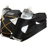 Venture Hydration Belt - Black / Lemon Chrome
