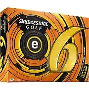 e6 Golf Balls - Yellow