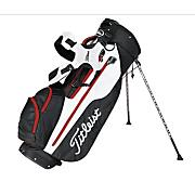 Lightweight Stand Bag - Black / White / Red