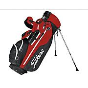 Lightweight Stand Bag - Black / Red