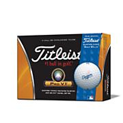 Dodgers Pro V1 Dozen Golf Ball Set