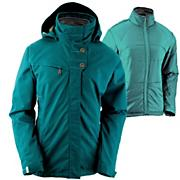 Women's Betty 3 in 1 Jacket - Turquoise / Aqua