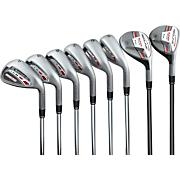 Men's Redline Irons Set - Right Hand (Stiff Flex)