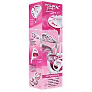 Tour X Pink Jr Golf Set - Age 5 - 7