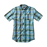 Men's Stanton S/S Woven - Blue Patterned
