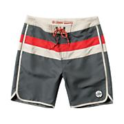 Men's Belize Boardshort - Charcoal
