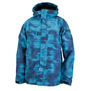 Men's Gatewood Jacket - Blue Patterned