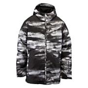 Men's Hawthorne Jacket - Black Patterned